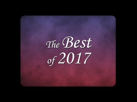 The Best Of 2017 - The Results!