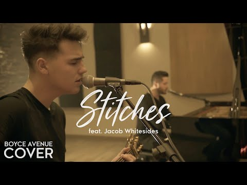 Stitches (Shawn Mendes Cover) [Feat. Jacob Whitesides]
