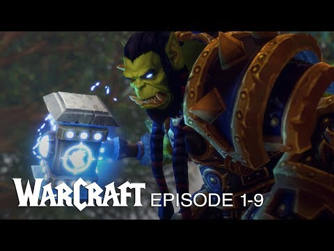 Herrschaft des Chaos - Episode 1-9