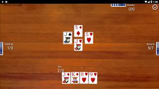 SPADES CARD CLASSIC (iPhone/Android) - card game for tablets and smartphones