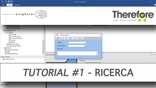 Come ricercare un documento in Therefore™