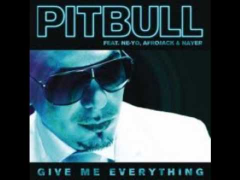 Pitbull Give my everything
