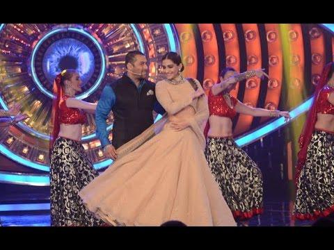 Bigg Boss 9 - Salman Khan And Sonam Kapoor Perform