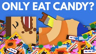 What If You Only Ate Candy? - Dear Blocko #22 by Life Noggin