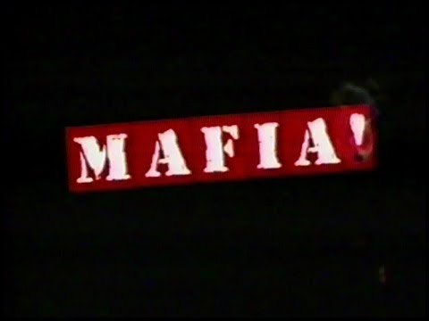 Mafia! (1998) Jane Austen's Mafia! (zwiastun VHS)