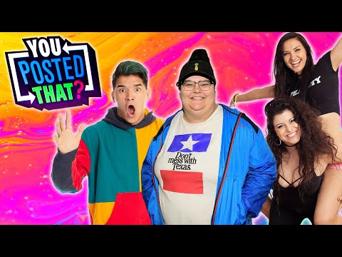 You Posted That? Ft Christine Sydelko, Alex Wassabi, LaurDIY, John And Sarah Green, Bria And Chrissy