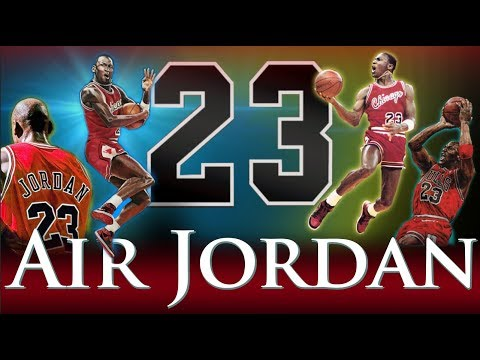 Michael Jordan - Air Jordan Greatest Jordan Video on YOUTUBE