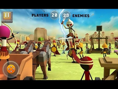 Battle Of Rome : War Simulator (by Awesome Action Games) / Android Gameplay HD