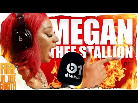 Megan Thee Stallion – Fire In The Booth pt1