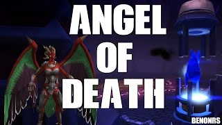 The new Runescape 3 trailer for the new upcoming boss Nex:The Angel Of Death!