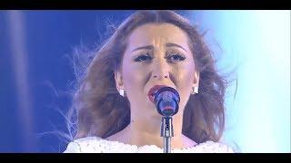 ADELINA THAQI - PO U MERZITE ( Kenga Magjike 2013 - Nata e pare Gjysem Finale )