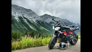 1. 2014 Triumph Street Triple R Review and Ride
