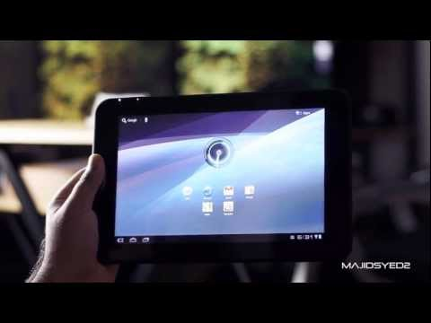 Toshiba Thrive 10.1 Inch Android Tablet Review