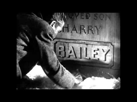 It's A Wonderful Life (1947) | (4/4) | Cemetary