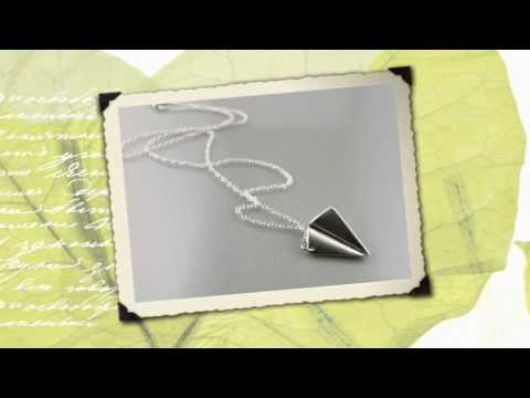 Paper airplane necklace - Silver, Harry Style and More