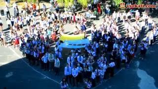 Гімназисти люблять Україну .Сокаль 1 вересня
