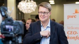 Jens Birgersson, CEO i ROCKWOOL, fortæller om behovet for at tilpasse strategien og håndtere øgede stakeholderforventninger, som også er et fokusområde blandt topledere i PwC's Global CEO Survey 2016.