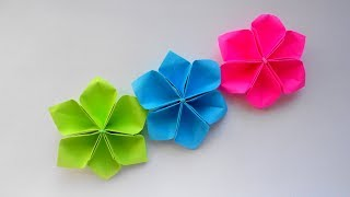 Easy paper Flowers Tutorial | Petal Flower | DIY Flower