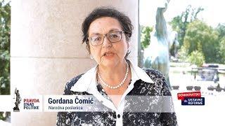 pravda-iznad-politike-gordana-comic-narodna-poslanica