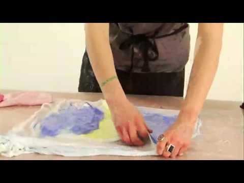 Lucy Adam Presents Felt Making