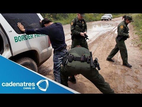 Crisis humanitaria en Estados Unidos por excesos de migrantes detenidos