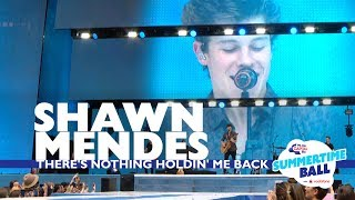 Shawn Mendes - 'There's Nothing Holdin' Me Back' (Live At Capital's Summertime Ball 2017) Video