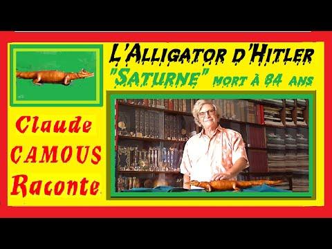 L'Alligator d'Hitler : « Claude Camous Raconte » : « Saturne », mort à 84 ans en mai 2020