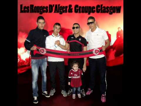 Alger - Groupe Glasgow Page :http://www.facebook.com/pages/Groupe-Glasgow/308010129210733 Les Rouges D'Alger Page :https://www.facebook.com/taah999e.