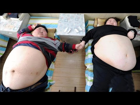 Meet The World's Fattest Couple