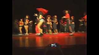 Latin Dance Presentación Teatro Heredia
