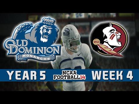 NCAA Football 14 Dynasty - Old Dominion: Episode 64