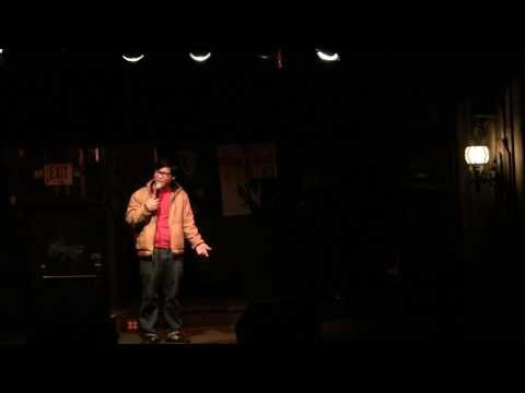 Open Mic Stand-Up Comedy-