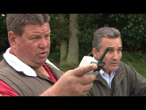 George Digweed and Ludovic Antony, key contributors to FITASC