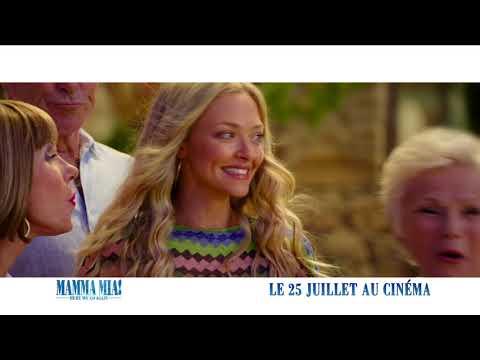 Mamma Mia! Here We Go Again | Spot: Mother| Au cinéma le 25 juillet