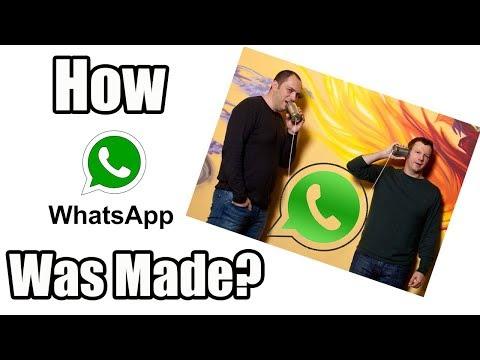 How WhatsApp Was Made? || WhatsApp