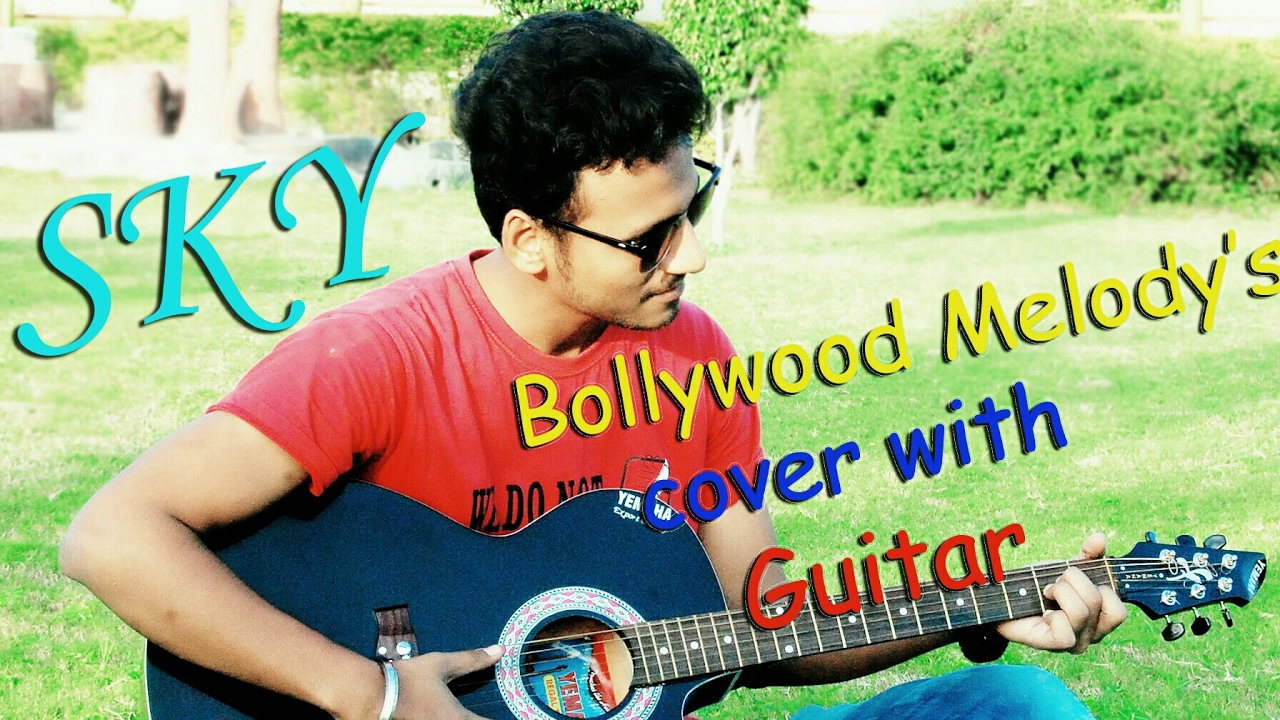 Bollywood melodious songs cover with Guitar
