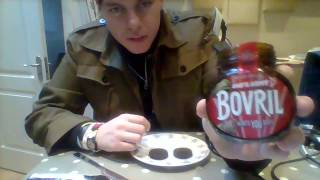 Part 2,of a 7th Prank on Louis & Jamie-[2 chocolate Oreo,with (Dad's Army-BOVRIL)in it](Prep Prank)