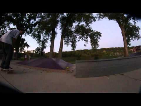 Decorah skate park