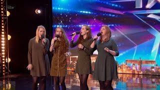 Nonton Britain S Got Talent 2016 S10e05 Garnett Family Mother   Daughters Singing Quartet Full Audition Film Subtitle Indonesia Streaming Movie Download