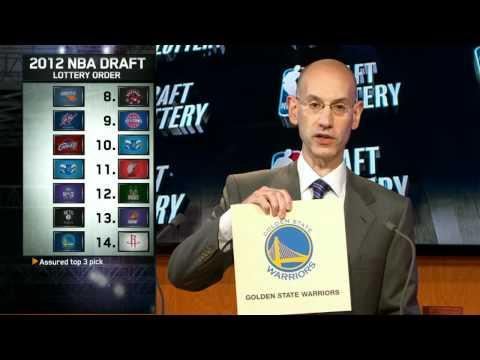 2012 NBA Draft Lottery