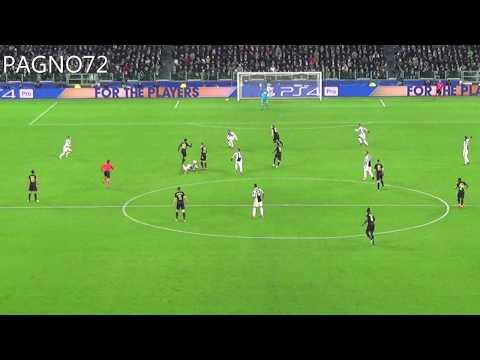JUVENTUS Vs Tottenham Hotspur  Goal Kane 2-1