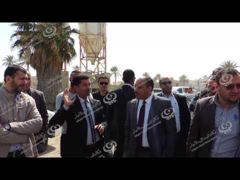 وزير الصحة يزور زوارة