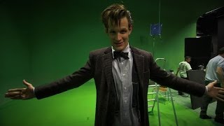 Video Behind The Lens - The Time of the Doctor - Doctor Who: Christmas Special 2013 - BBC MP3, 3GP, MP4, WEBM, AVI, FLV Januari 2019