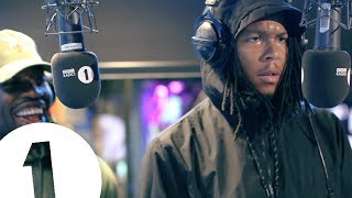 Tizzy Gang showcase what they are all about in this set for Logan Sama and the Radio 1 Residency