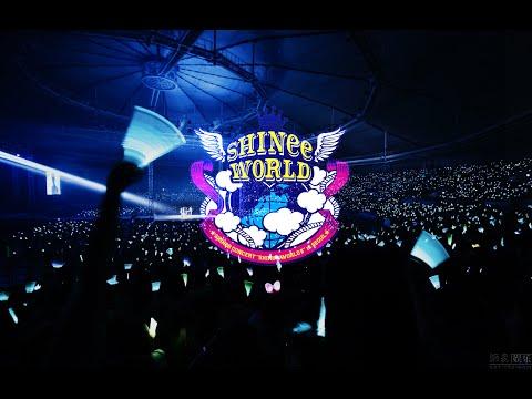 SHINee WORLD II In Seoul Disc 1.