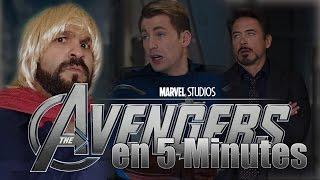 Video Avengers en 5 Minutes MP3, 3GP, MP4, WEBM, AVI, FLV Oktober 2017