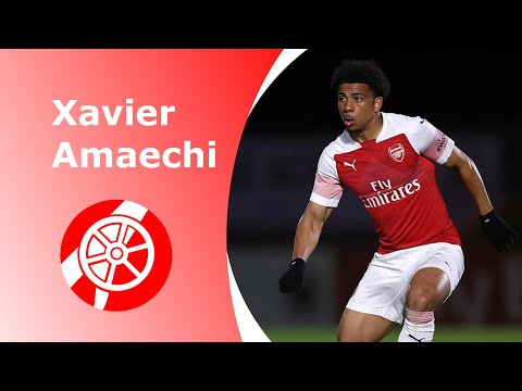 Xavier Amaechi 2018/19 - Goals, Assists, Chances