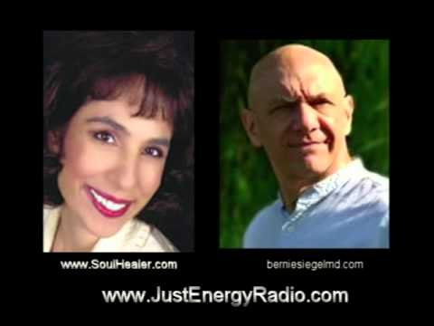 berniesiegel - Alternative health physician, Dr. Bernie Siegel joins Dr. Rita Louise on Just Energy Radio where he discusses methods anyone can use to delve into the uncons...