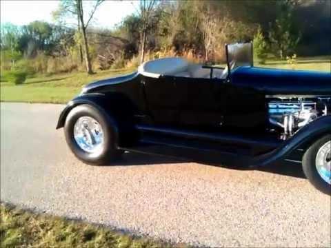 1927 Ford Roadster T-Bucket Fat Tire Street Rod