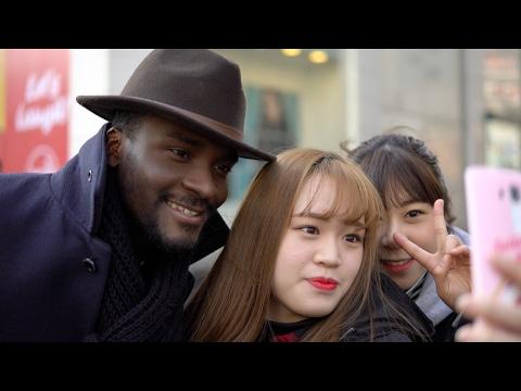 gratis download video - The-Most-Famous-Black-Man-In-Korea-Sam-Okyere--ASIAN-BOSS